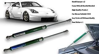 Product Front Hood Bonnet Lift Gas Shock Damper 1 PAIRS Nissan Fairlady Z Z33 350Z 03-08