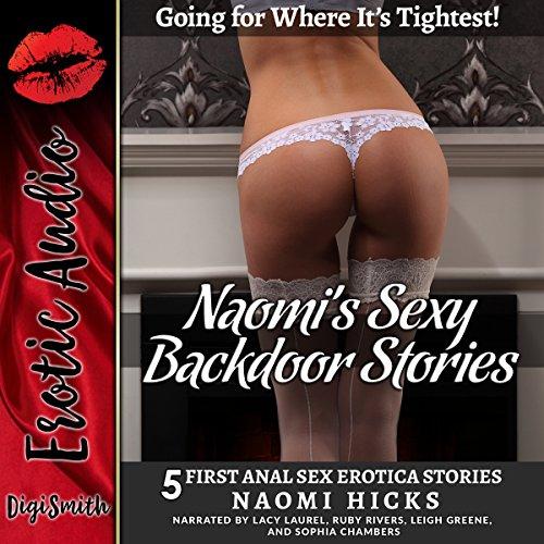 Page de couverture de Naomi's Sexy Backdoor Stories