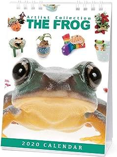 frog desk calendar