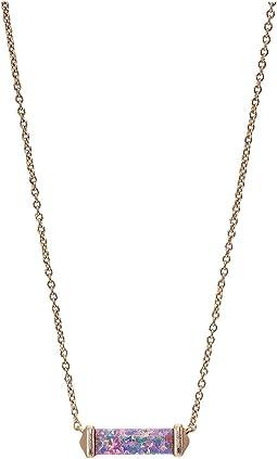 Rose Gold/Lavender Opal