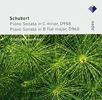 Schubert: Piano Sonatas Nos. 19 & 21, d. 958, 960 (2005-03-21)