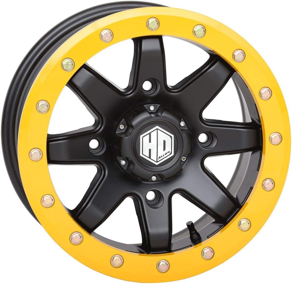 STI HD9 激安通販専門店 A1 Replacement Beadlock Ring Yellow 高級
