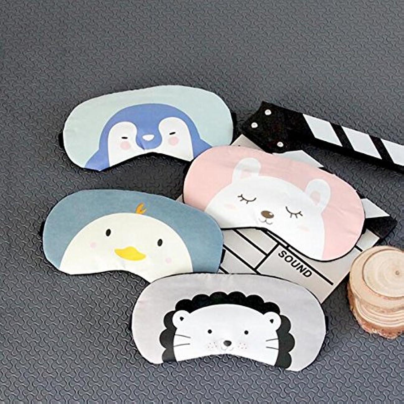 食物あらゆる種類のメロン1ピースアイシェード睡眠マスク休息旅行マッサージリラックスアイ睡眠補助目隠しカバーアイパッチ睡眠マスクかわいい漫画動物