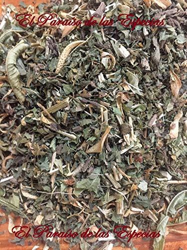 Hierbas de Tila , Azahar , Valeriana, Melisa , Passiflora 500 gr - Infusión Nervios Planta Natural 100 % 500 grs