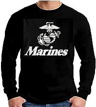 Lucky Ride US Marines Long Sleeve T-Shirt USMC Marine Corps