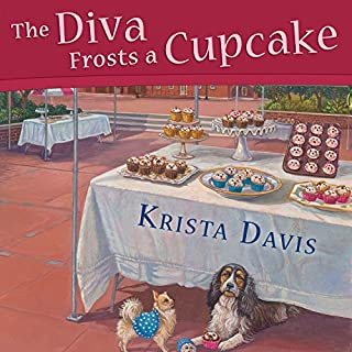 The Diva Frosts a Cupcake audiobook cover art
