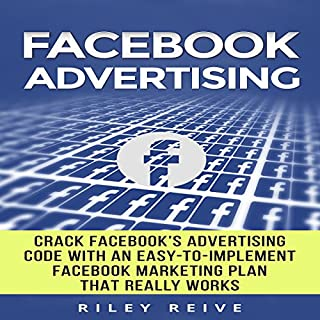 Facebook Advertising audiobook cover art