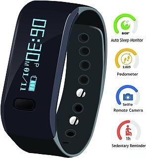 arVin Sports Bracelet, Fitness Activity Tracker Smart Watch Sport Tracker Health Wireless..
