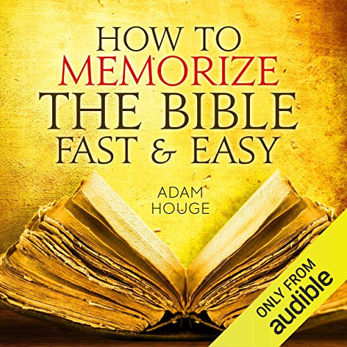 How To Memorize The Bible Fast And Easy cover art
