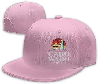 Xuforget Cabo Wabo Adjustable Baseball Cap for Mens & Womens