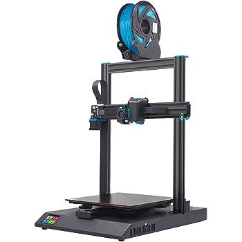 Artillery Sidewinder X1 3D Printer V4 Newest Model 95% Pre-Assembled 300x300x400mm, Reset Butt