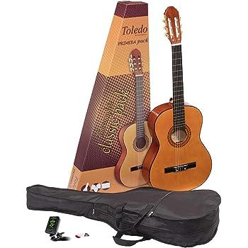 Guitarra clásica Rocio 20 Pack: Amazon.es: Instrumentos musicales