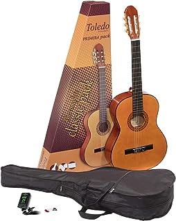 Toledo pack de iniciación 4/4 guitarra clásica española