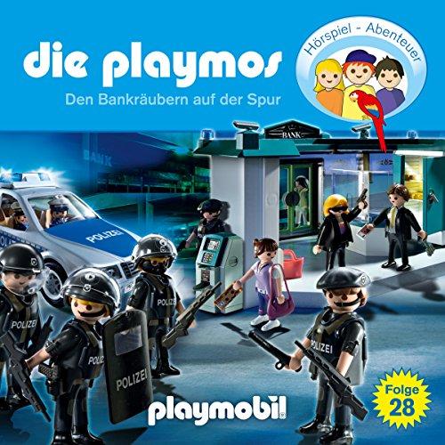 Den Bankräubern auf der Spur (Die Playmos 28) Titelbild