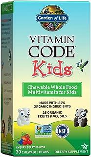 Garden of Life Vitamin Code Kids. 30 Chewable by Garden of Life