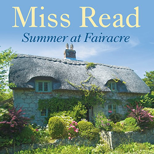 Summer at Fairacre audiobook cover art