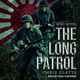 The Long Patrol: A WWII Novel cover art