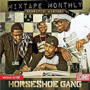 Mixtape Monthly, Vol. 2