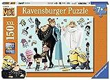 Ravensburger Puzzle 150 Piezas XXL, GRU, Mi Villano Favorito 3 (10043) , Modelos/colores Surtidos, 1 Unidad