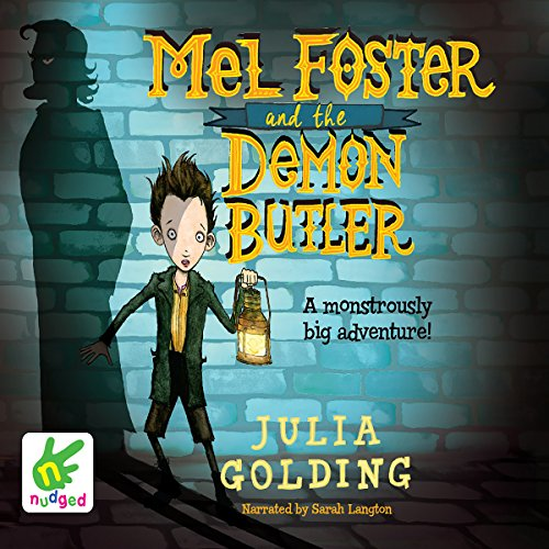 Mel Foster and the Demon Butler cover art