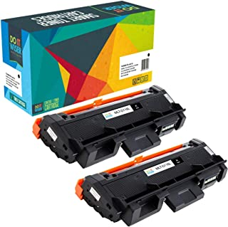 Do it Wiser Compatible Toner Cartridge Replacement for Samsung 116L MLTD116L D116L MLT D116L for SL-M2835DW SL-M2885FW SL-M2825DW SL-M2625D SL-M2675F SL-M2875FD SL-M2875FW (Black - 2-Pack)