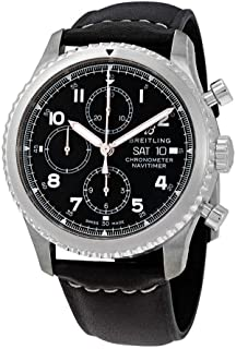 Breitling Navitimer 8 Chronograph 43 Mens Watch (Ref # A13314101B1X1)