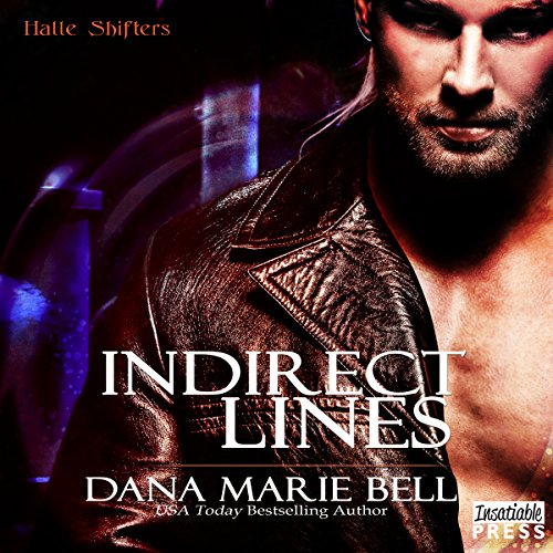 Indirect Lines audiobook cover art