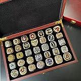 1987-2020 NBA Basketball Championship Ring...