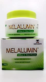 MELALUMIN ELBOW & KNEE CREAM 50GM