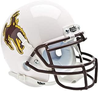 wyoming football helmet