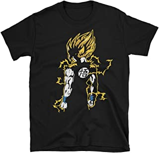 5dccc26f Amazon.com: Dragon Ball - Clothing / Men: Clothing, Shoes & Jewelry