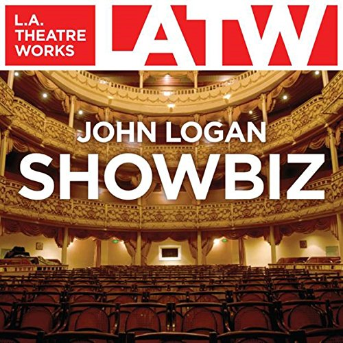 Showbiz audiobook cover art