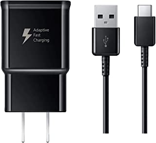 Samsung EP-TA20JBE Adaptive Fast Charger and 3.3 Ft....