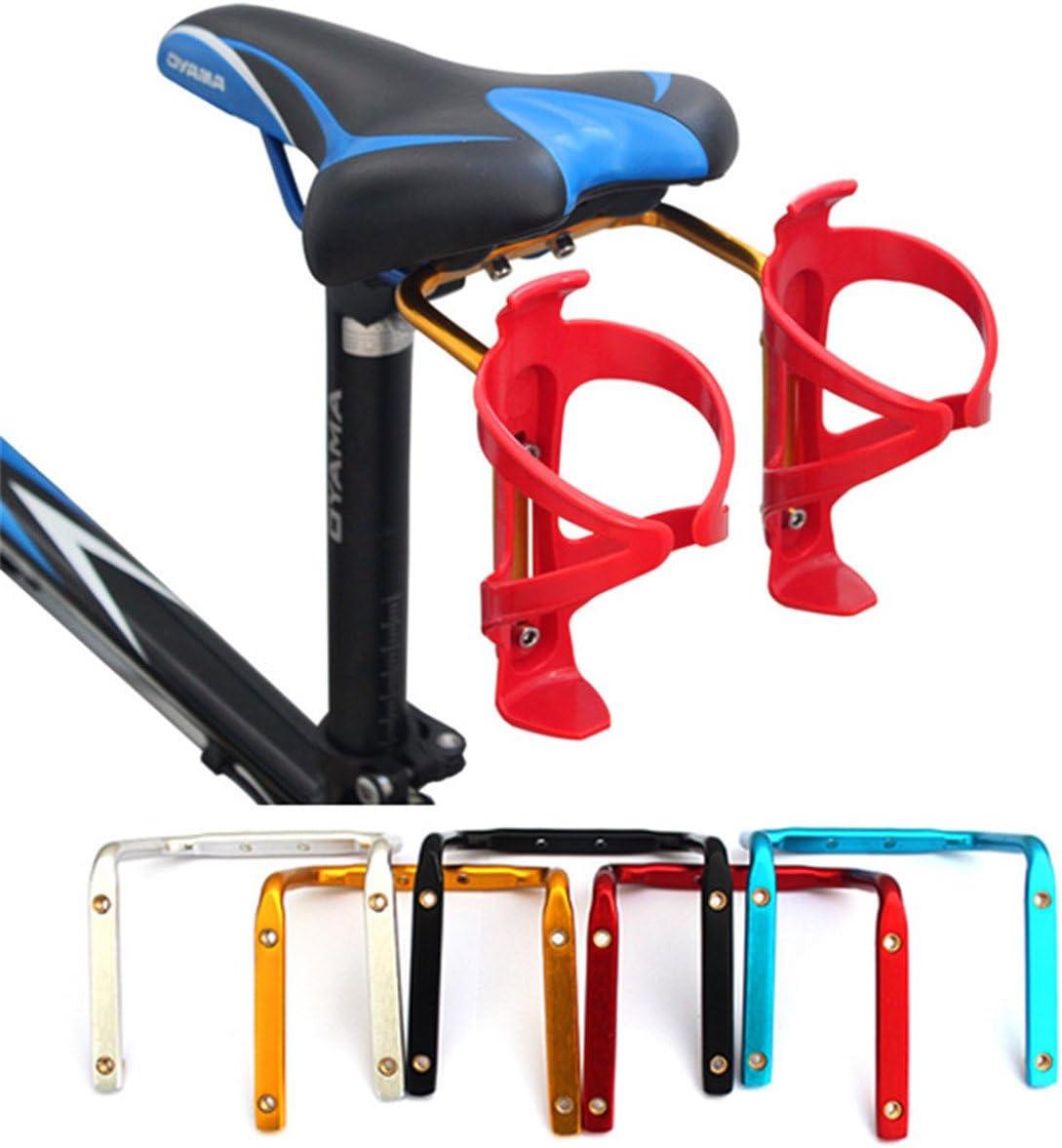 1* Fahrrad MTB Flaschenhalter Rack Einstellbare Durable Flaschenhalter N1K1