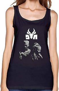 Maichenxuan Die Antwoord Mujeres Algodón Correr Entrenamientos Ropa Yoga Tank Top Camisa