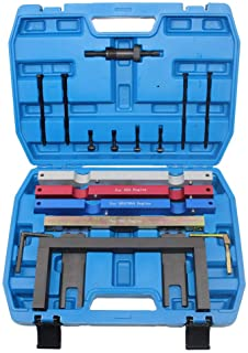 DPTOOL Master Engine Timing Vanos Cam Camshaft Locking Tool Compatible for BMW 2.5 3.0 N51 N52 N53 N54 N55
