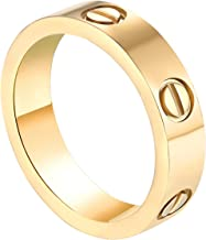 Rings for Love for Women with Screw Design Best Gifts for Love Ring