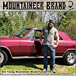 Heavy-Duty Beard Balm by Mountaineer Brand (2 oz)   Beard Tamer and Leave-in Conditioner   WV Timber Scent 7