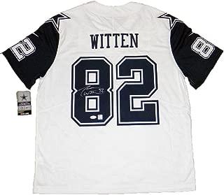 Jason Witten Autographed Jersey - #82 Nike Limited Color Rush - JSA Certified - Autographed NFL Jerseys