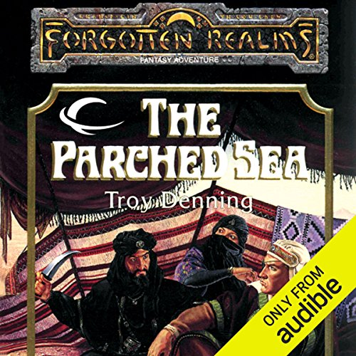 The Parched Sea cover art