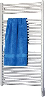 Runtal RTR-2924-9010R 29-Inch H by 24-Inch W Towel Radiator Hydronic, Runtal White