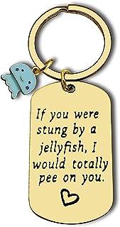 Sponsored Ad - Friendship Keychain Funny Best Friends Gifts for Women Men Friends Sister True Friends Jewelry Gift Sister ...