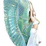 Calcifer® Marke neue Ägyptische Ägypten Belly Dance Flügel Isis Flügel Kostüm Geschenk für...