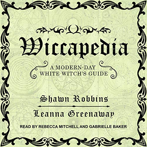 Wiccapedia cover art