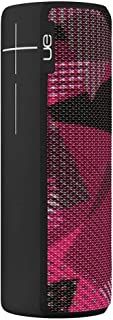 Ultimate Ears MEGABOOM Magenta Wireless Mobile Bluetooth Speaker (Waterproof and Shockproof) Limited Edition