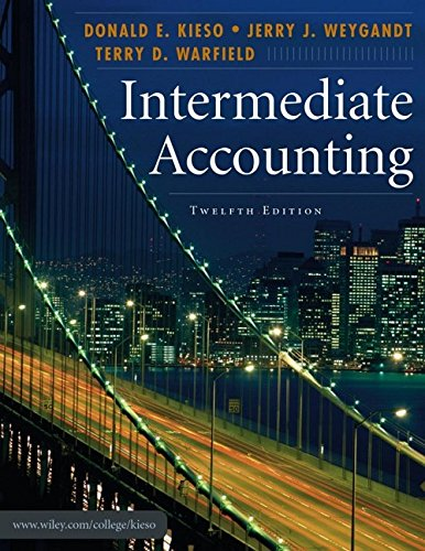 Download Intermediate Accounting 0471749559