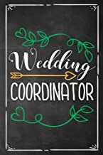 Wedding Coordinator: Blank Lined Notebook for Writing/120 pages/6