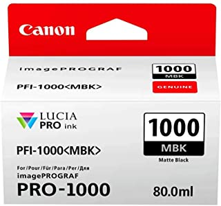 Canon PFI1000MBK Matte Black