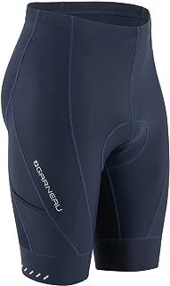 Louis Garneau Men's Optimum Bike Shorts, Padded and Breathable