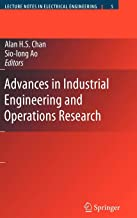 Best advances in industrial engineering and operations research Reviews